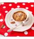 Le Flan Chéri est dessert maison, bio et  local, disponible en livraison à domicile à Saint-Etienne.